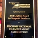 Fischoff Wins 2014 Leighton Award for Nonprofit Excellence